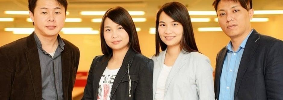 享受人生每一份精彩!葉卉婷打造台灣最具影響力的食玩平台「愛評網」