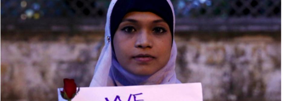 我是穆斯林,不是 ISIS:「恐怖份子不代表整個伊斯蘭教」