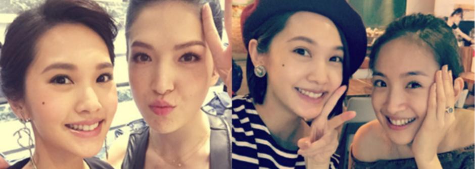 楊丞琳、許瑋甯姐妹談:生命中不能缺少的六種閨蜜