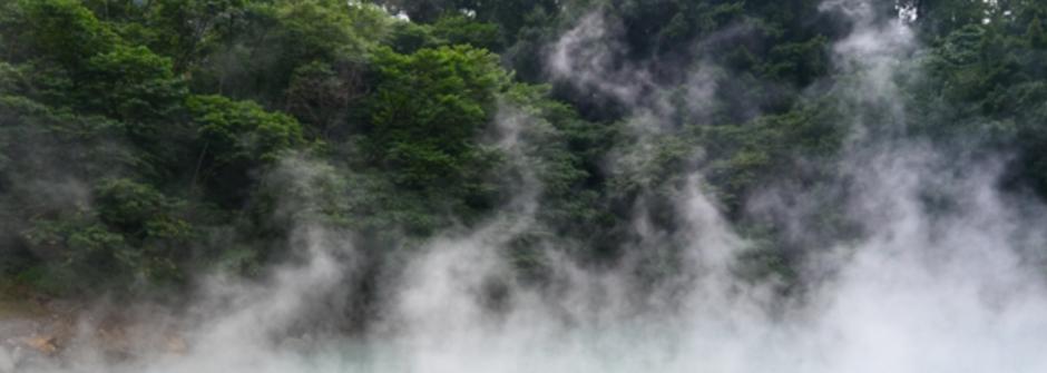 與情人好友的暖冬提案!台灣四大溫泉指南