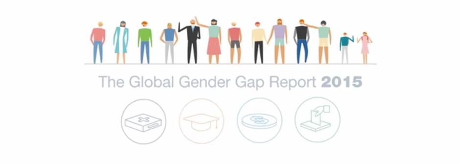 2015 世界性平報告:118年後,男女薪資才可能平等