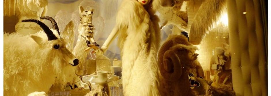 直擊紐約第五大道聖誕櫥窗秀:奢華篇
