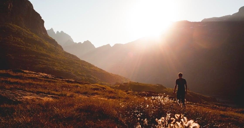 未知讓生命更精彩:你有什麼理由不為人生努力