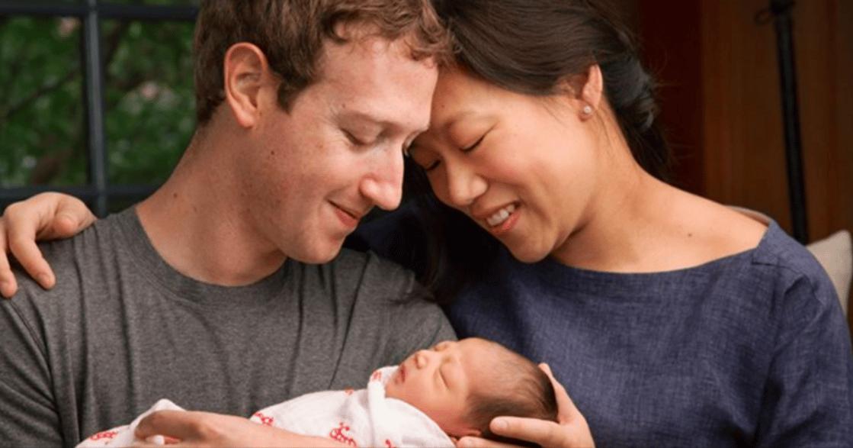 捐 99% 臉書股份!Mark Zuckerberg 給女兒的告白全文:希望你活在比現在更好的世界