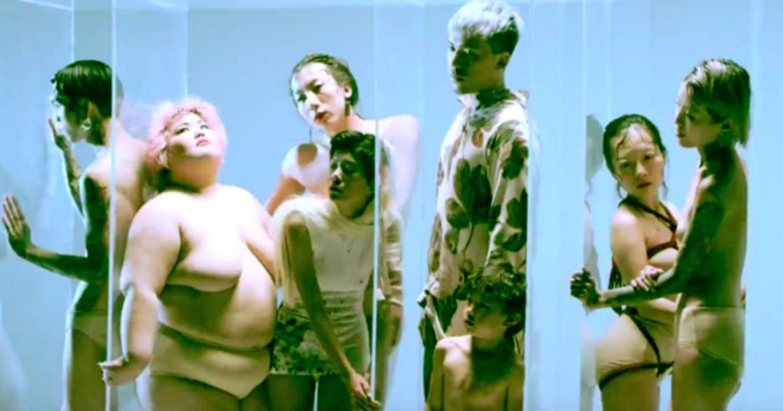 寫在 HUSH MV 禁播後:「難道不為藝術脫衣服,我就髒掉了嗎?」