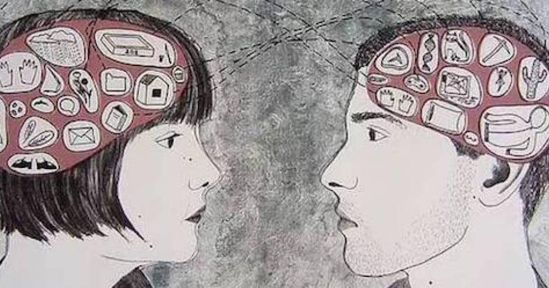沒有男腦女腦的差別:「男人來自火星,女人來自金星」是鬼話