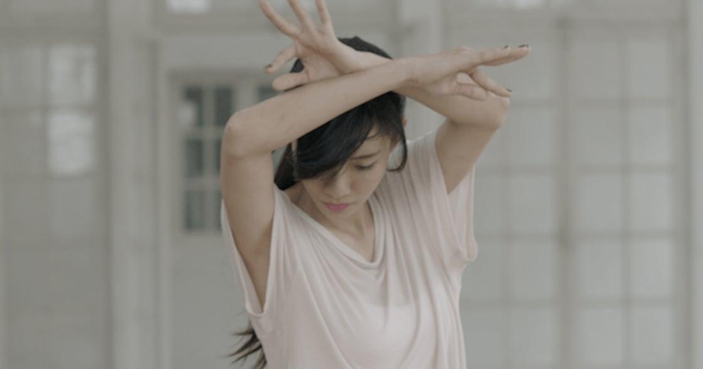 沒有什麼可以阻止她的靈魂發光!專訪華人第一聽障舞者-林靖嵐