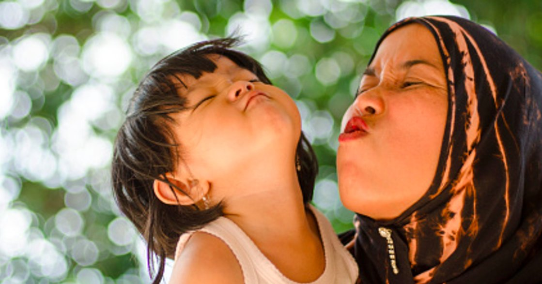 給我的印尼媽媽:最難的,是知道我們不會再見面