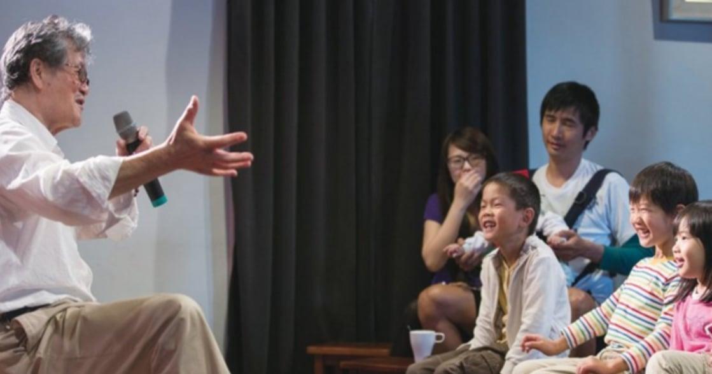 黃春明:學做說故事的人,向生活學習