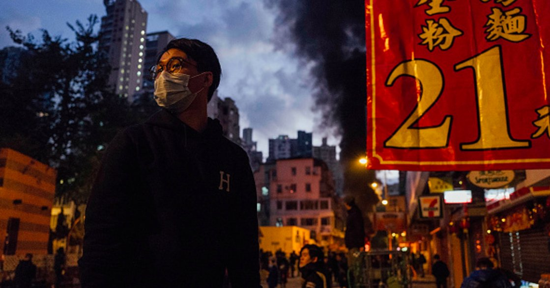 從香港旺角「魚蛋革命」反思暴力的存在意義