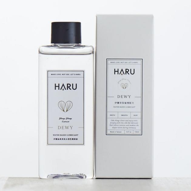 HARU|DEWY 情慾香氛伊蘭絲柔潤滑液 /清爽