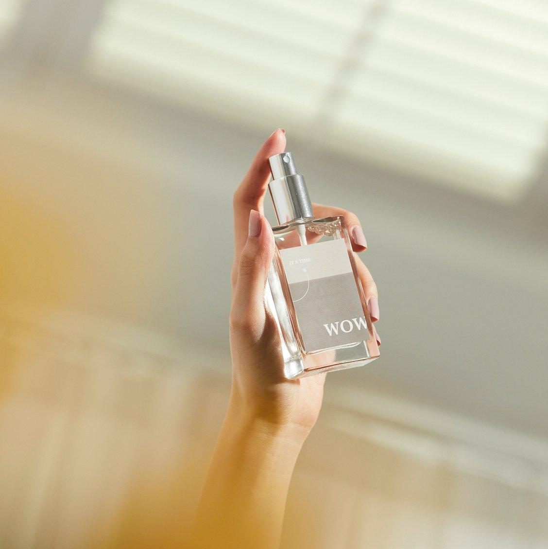 【完售倒數】IT'S TIME 來點淡香水 - WOW 慶祝(50ml)