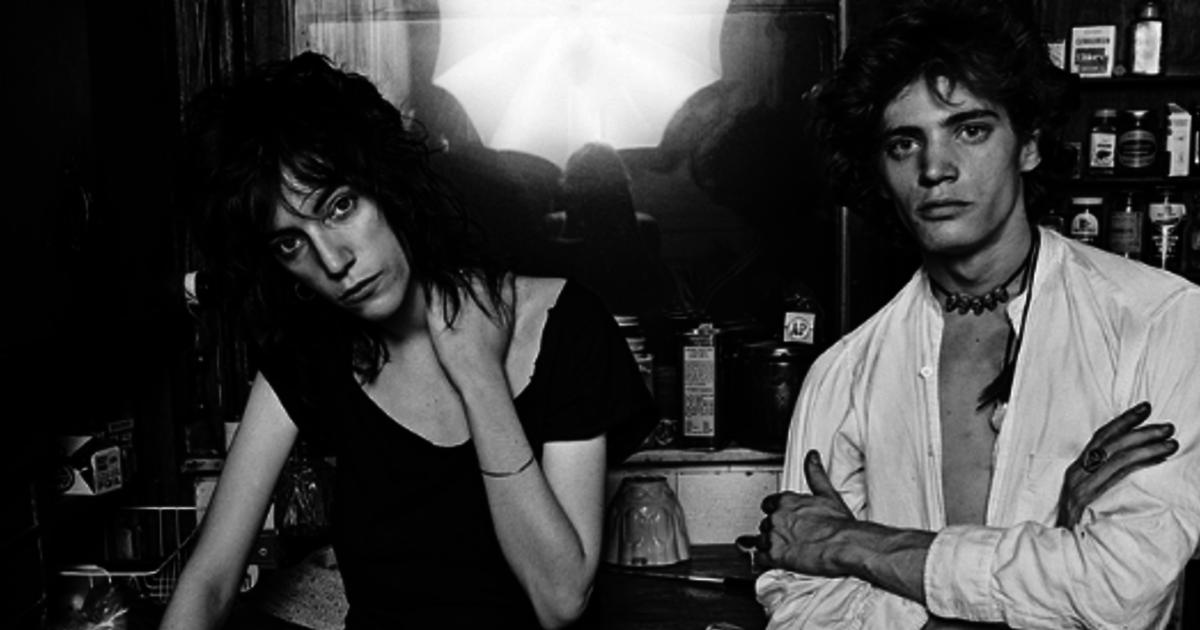 從佩蒂史密斯到小野洋子,搖滾樂的靈魂愛侶