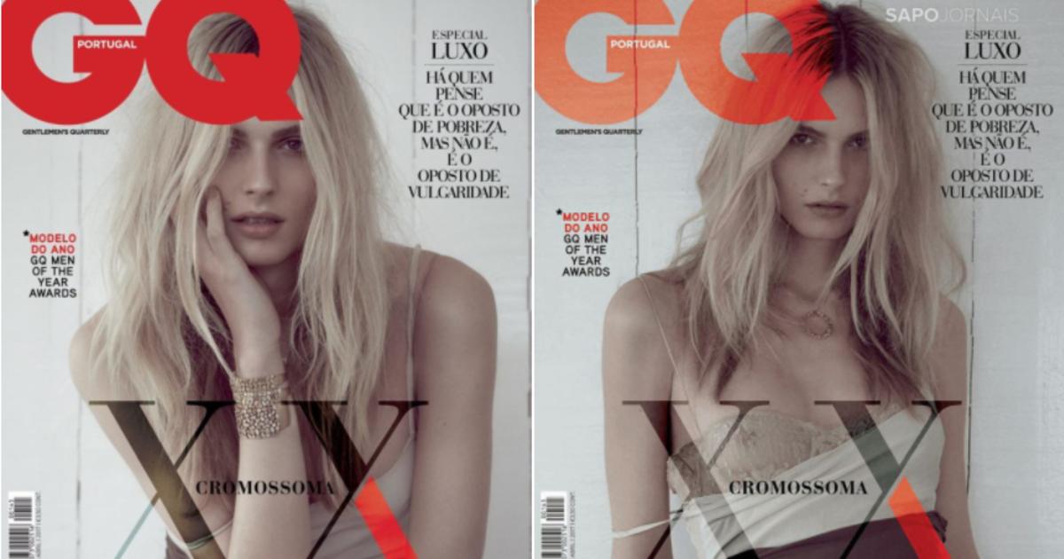 【時尚穿越】前所未見的新性感!跨性別超模登時尚雜誌封面