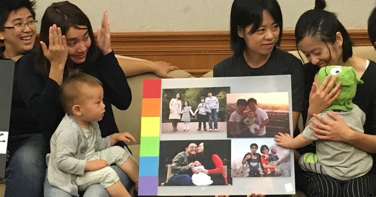 釋憲後同志家庭的未竟之路:我的孩子,不是我法律上的家人
