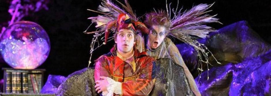 【展覽/表演】九歌兒童劇團改編莎士比亞名劇《暴風雨》