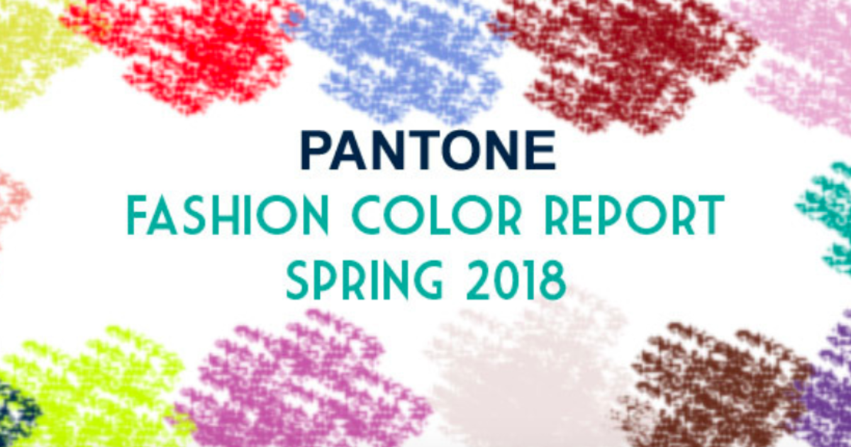 2018 Pantone 色測驗:我有一點奇怪,但我喜歡就好