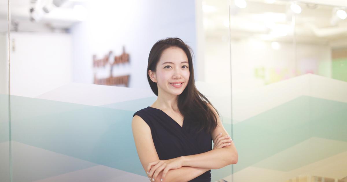 富比世頂尖創業家!專訪 Michelle Sun:「想過好每一天,每天都當自己死一次」
