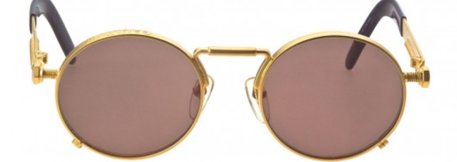 名牌的復古二手太陽眼鏡特集
