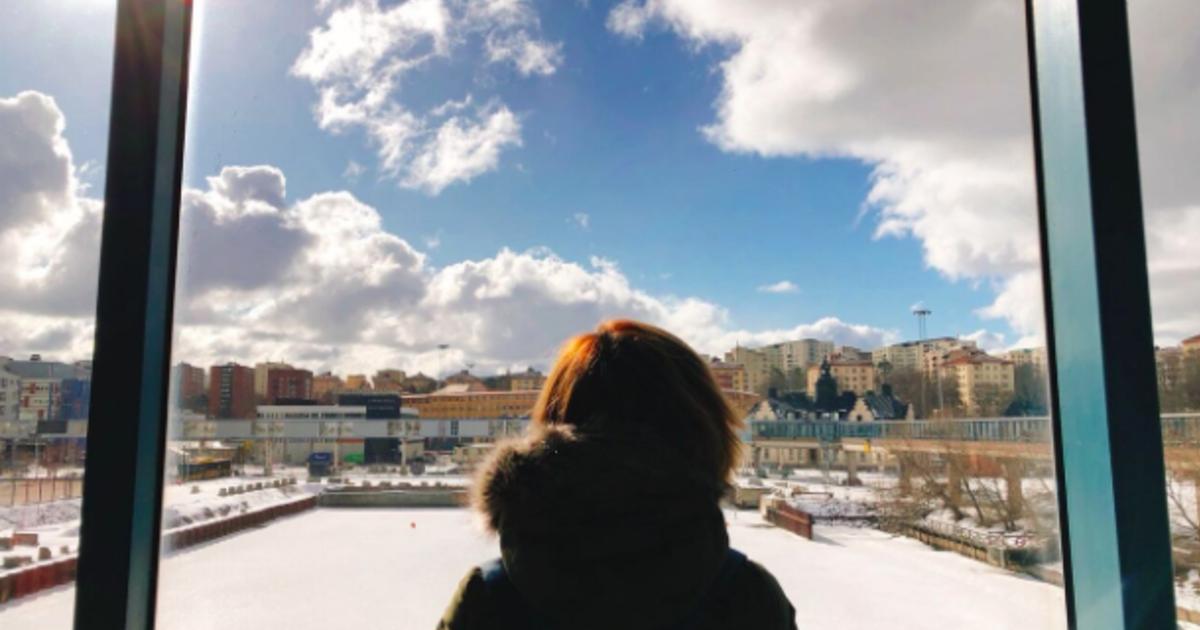 小球的旅遊記事 親愛的樹洞:我害怕旅行,卻決定前往北歐
