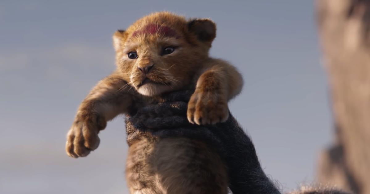25 週年!傳奇經典《獅子王》推出擬真版電影