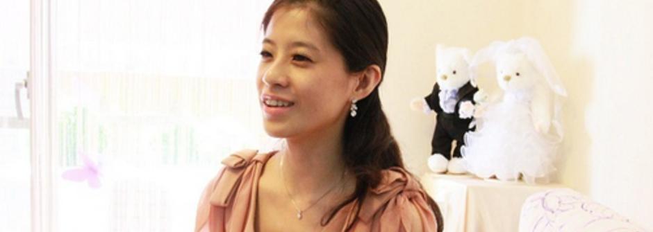 創業家:幸福是過程,不是結果 哈妮熊幸福工坊 Christine