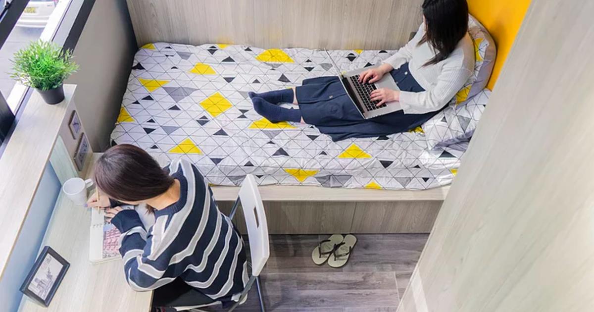 【HOME】香港共居公寓:困頓世代,找一個美好「家」想像