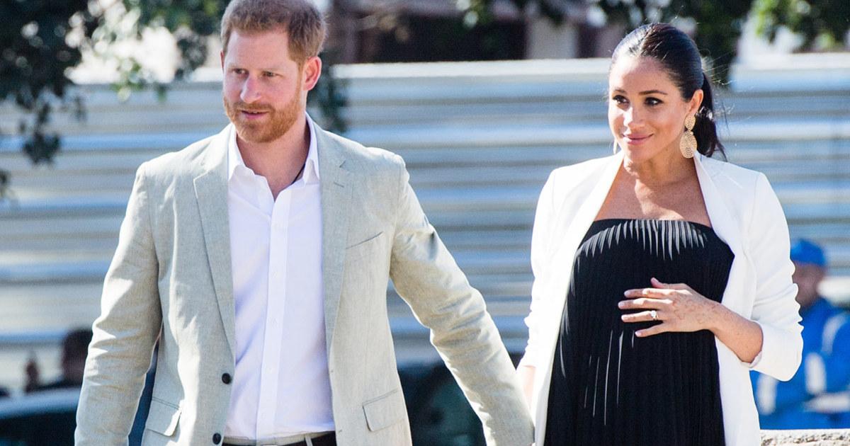 打破傳統!英國梅根王妃選擇在家生下寶寶