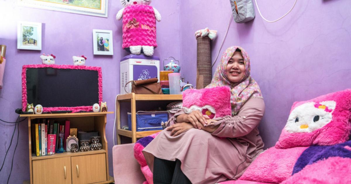 移工女性故事:謝謝台灣,讓我變成一個勇敢的女生