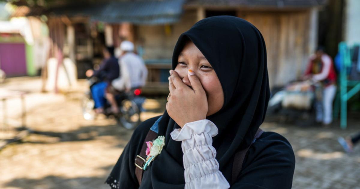 「雖然遇到一些奇怪的事,但那是我曾經的生命故事」一個印尼移工在台灣