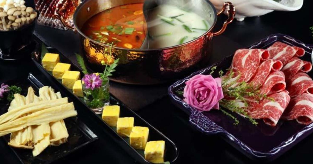 「Thai J 鍋物」全球首家概念店,鴛鴦鍋、濃郁燉雞鍋一次集滿