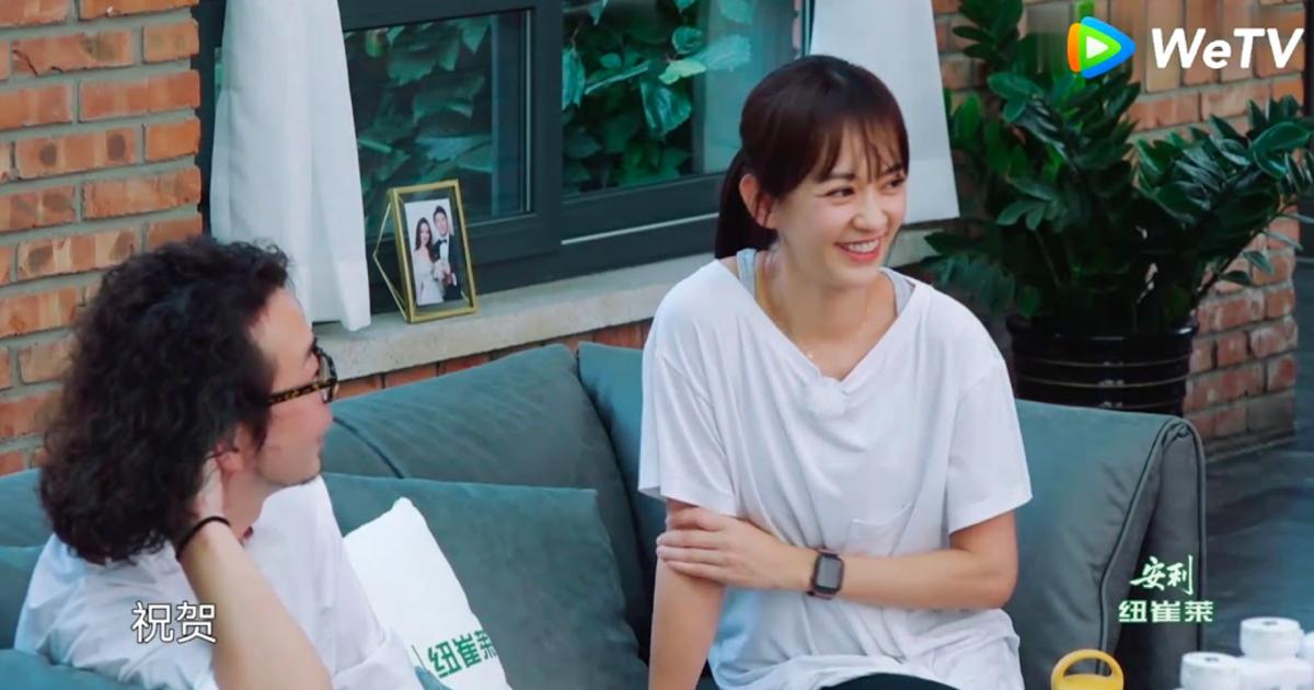 把婚姻當兒戲!陳意涵與許富翔:兩個人在一起,最重要的不就是快樂嗎?