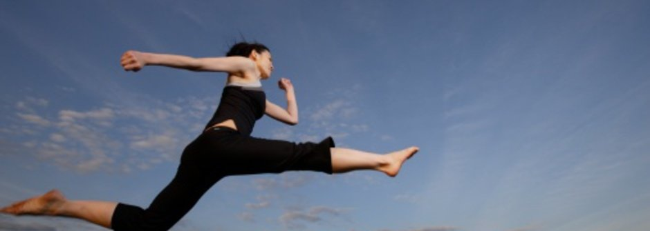 運動黃金20分鐘:你到底需要多少運動量?