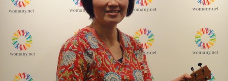 慈善家陳佳莉:「做公益,並非大不易」