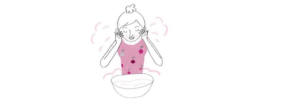 清水洗臉,一生美肌:過度清潔,壞油脂來找你!
