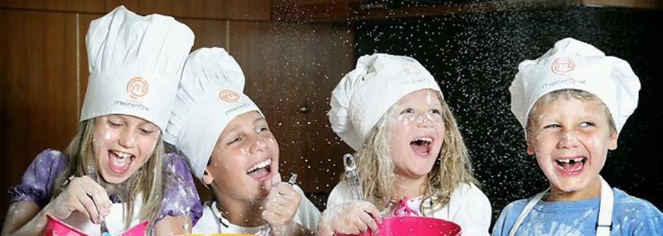 【玩美食】與孩子的夏日幸福廚房