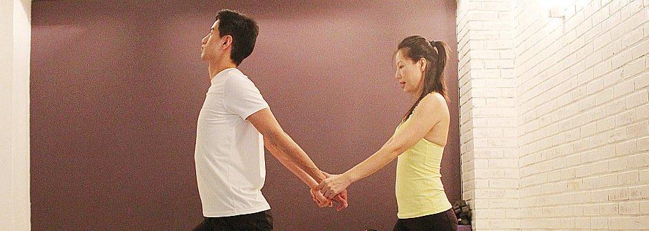 【關係瑜珈】感受對方心的第七課:失落的一角關係