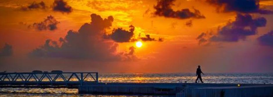 愛在日落時,十大讓人心醉的落日美景