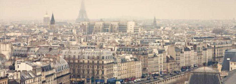 到巴黎,感受老的韻味