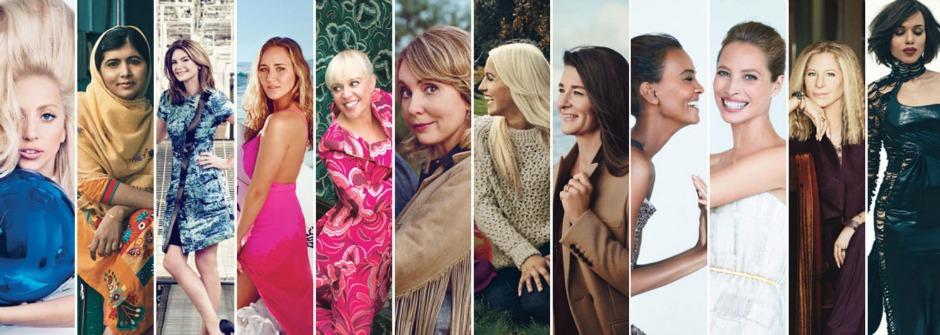 年度女人智慧語錄,我們都是妳的力量