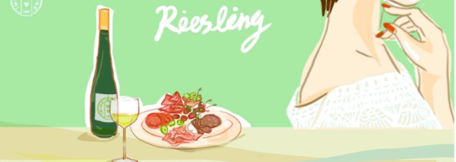 Riesling,品嘗白酒界的酸甜美人