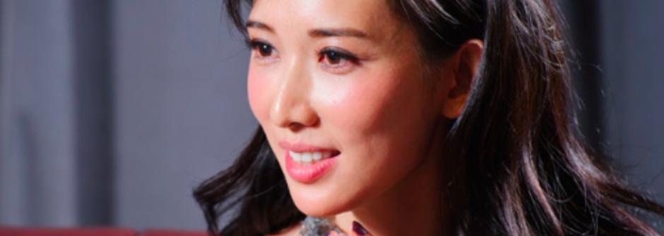 女性典範林志玲:用更多愛領導自己的人生