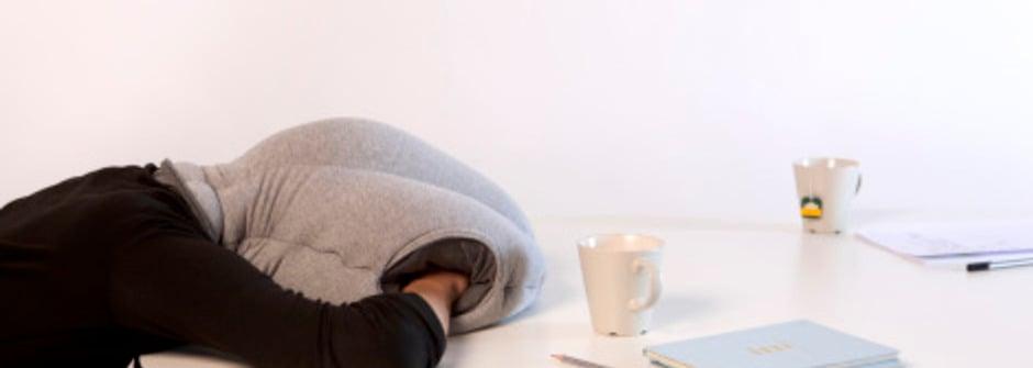 OSTRICH 史上最強午睡工具