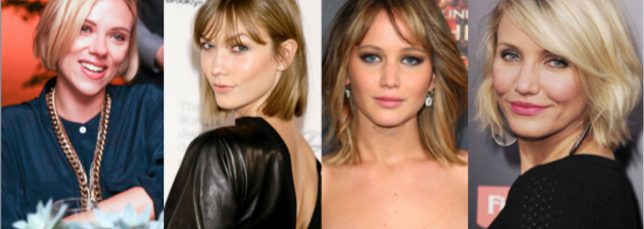 永不退流行!好萊塢女星的 13 款鮑伯頭造型