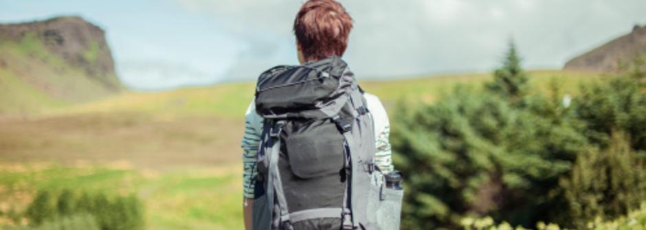 愛上「背包客」標籤:一個小背包,帶我看見全世界