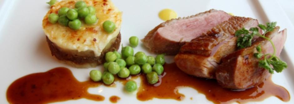 享受五星級不必傷荷包!來盤美味的法式榨鴨