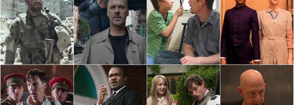 (更新得獎電影)奧斯卡入圍電影,教會我們的12種人生態度!