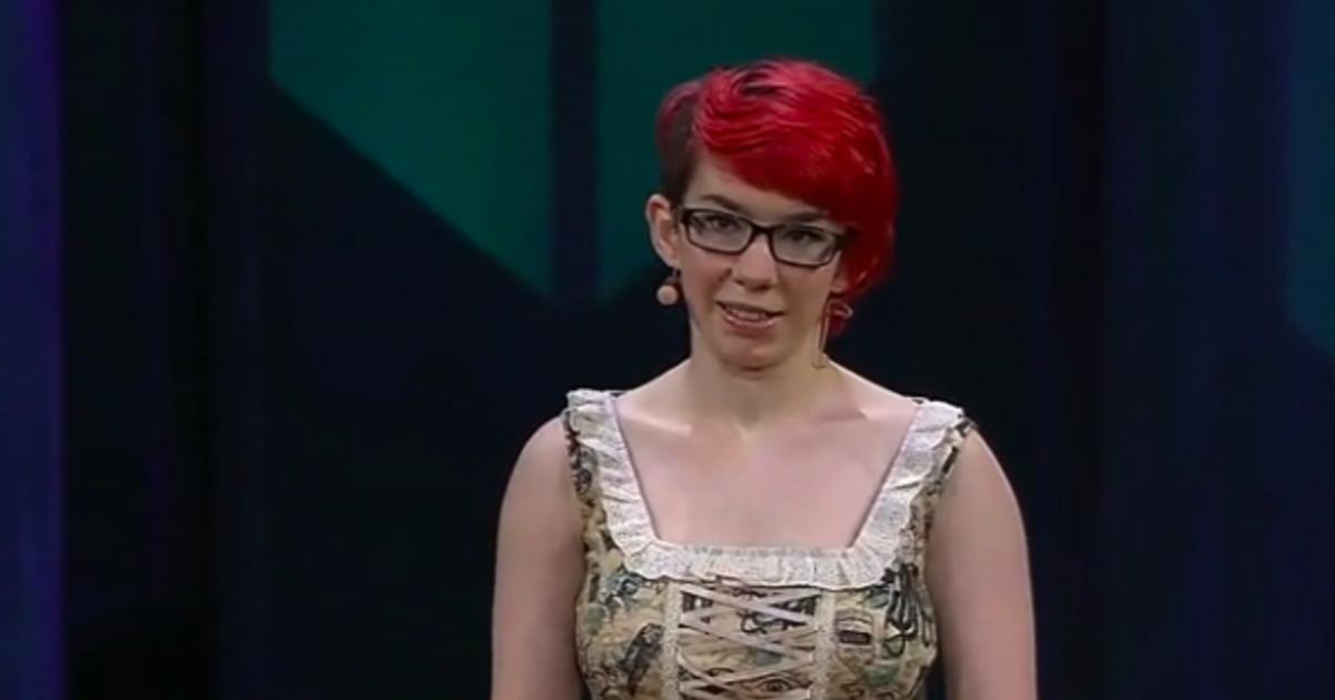 為何我們追求正常,卻不慶祝獨一無二?16 歲自閉症女孩感動 TED Talk