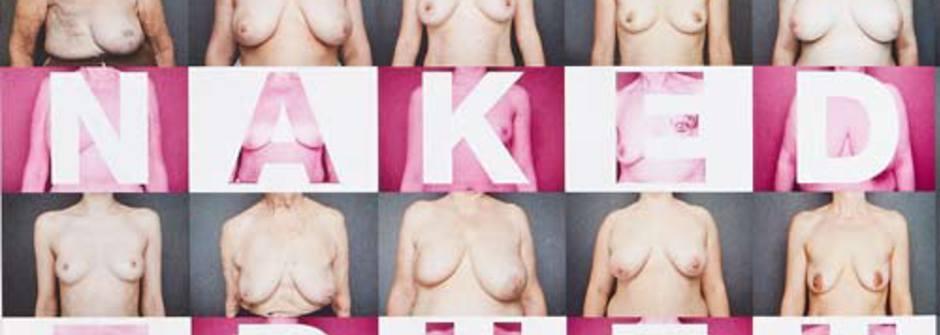 裸露的真實!四個女人的乳房故事,為自己定義性感