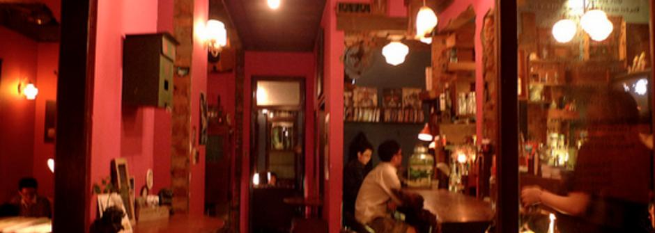 環島微醺小旅行:一定有你喜歡的城市酒吧地圖